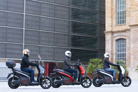 Seat Mo Escooter 125 Colores