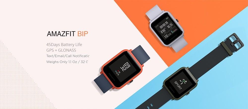 buy popular 8e27e 0685e Xiaomi Amazfit Bip desde España (casi) a precio de China en AliExpress  Plaza  por sólo 52 euros con envío gratis