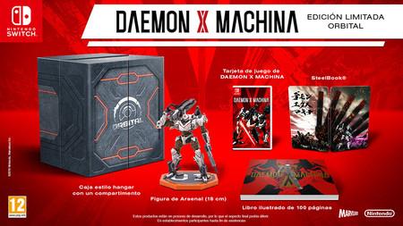 Daemon X Machina - Edición Coleccionista
