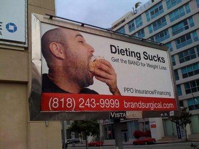 Algunos errores habituales a la hora de hacer dieta