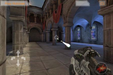 Demo de Unreal Engine 3 corriendo en el iPhone, y en enero ¿en Android?