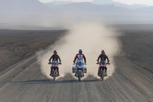 Estos cuatro vídeos nos enseñan el cambio de planteamiento de las Honda CRF1100L Africa Twin y Adventure Sports