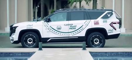 Giath Policia Dubái
