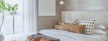 Antes y después: un dormitorio luminoso, acogedor y funcional, con el espacio muy bien aprovechado