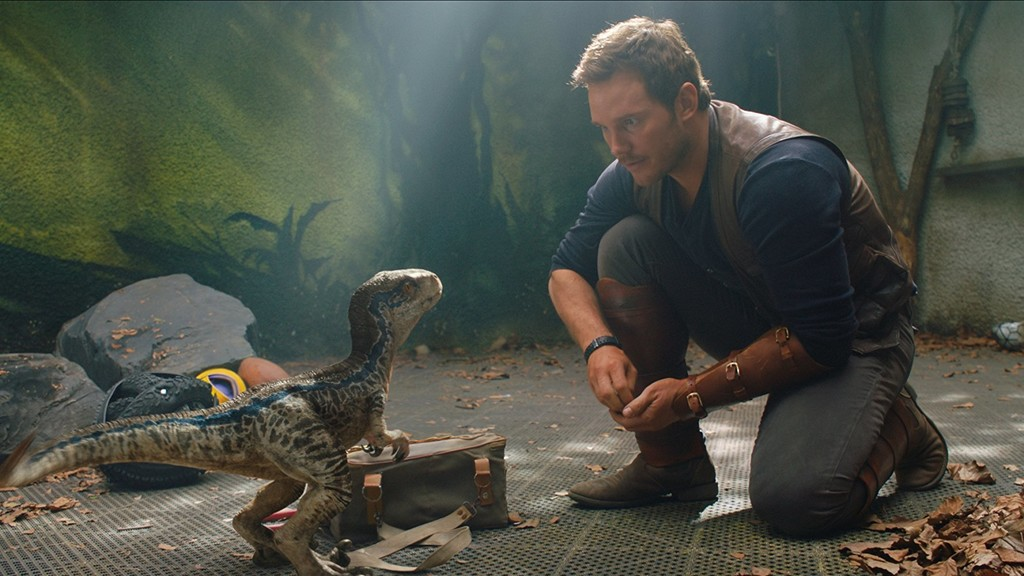 Chris Pratt Reino Caido