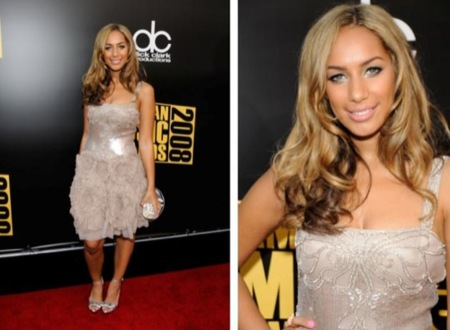 Leona Lewis American Music Awards 2008