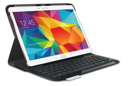 Logitech tiene una nueva funda-teclado para el Galaxy Tab S 10.5