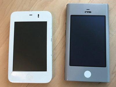 Estos son los prototipos que los empleados de Apple usaban internamente hace 12 años