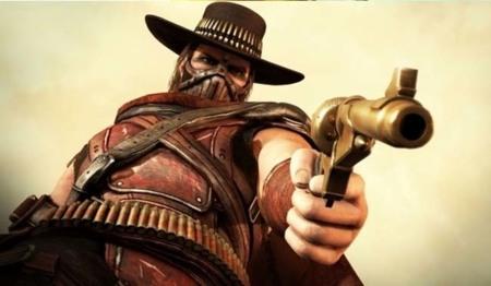 Erron Black salta del comic a Mortal Kombat X