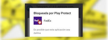 Esta aplicación promete eliminar FluBot, el virus del SMS de FedEx, en unos sencillos pasos