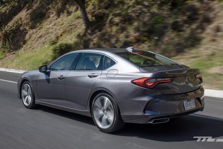 Acura Tlx 2021 Mexico Opiniones Prueba 15