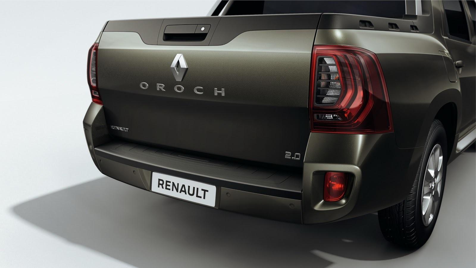 Foto de Renault Duster Oroch (3/10)