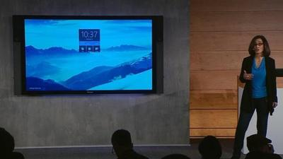 Surface Hub, un dispositivo enfocado para el trabajo