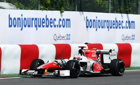 GP de Canadá F1 2011: los Hispania Racing F1 Team son ya más rápidos que los Virgin
