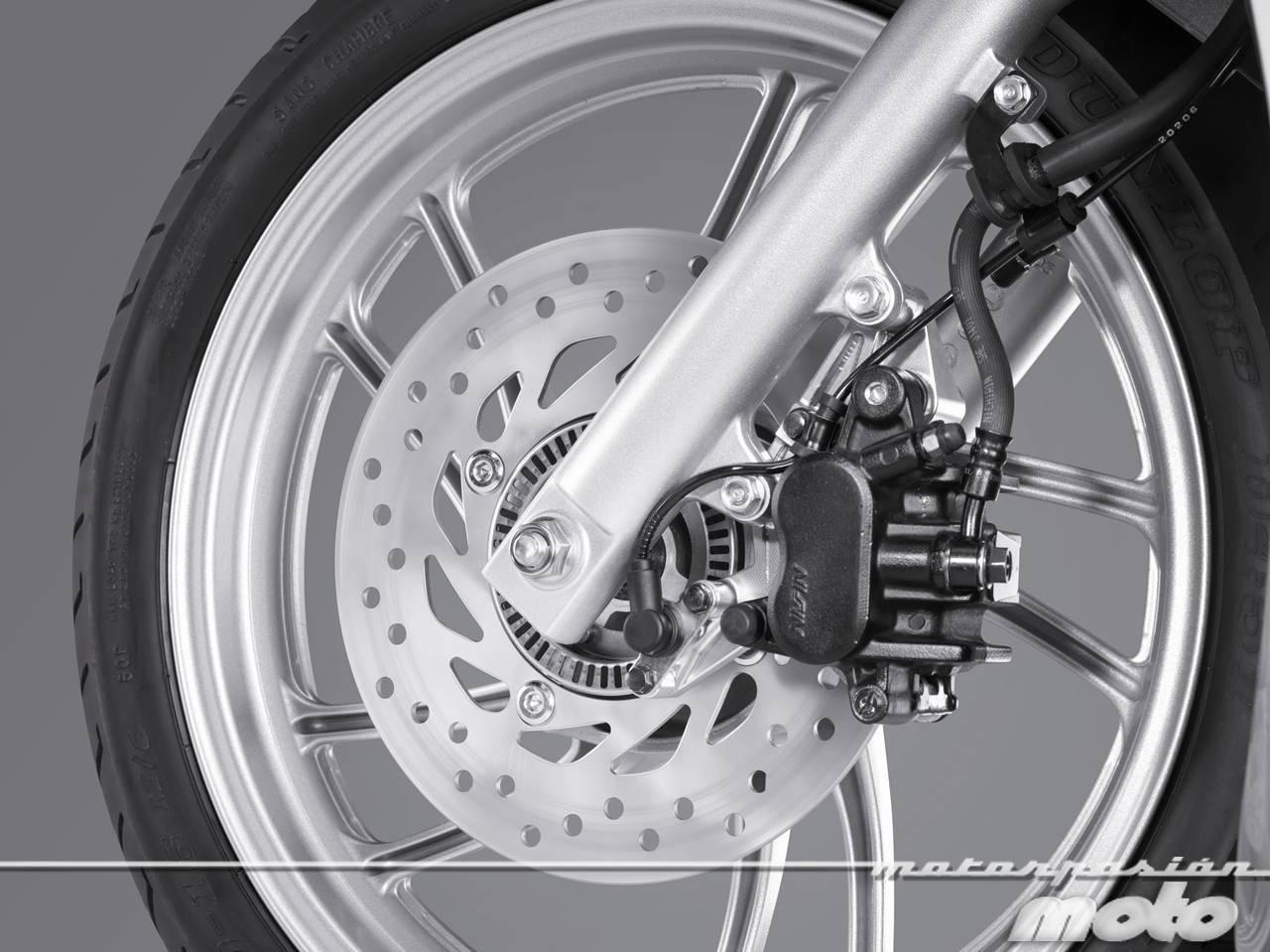 Foto de Honda Scoopy SH125i 2013, prueba (valoración, galería y ficha técnica)  - Fotos Detalles (49/81)