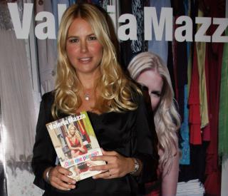 Valeria Mazza presenta su primer libro