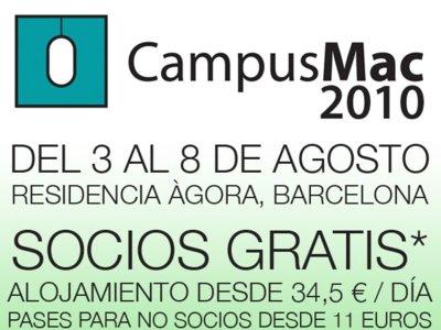 CampusMac 2010, abierto el plazo de inscripción