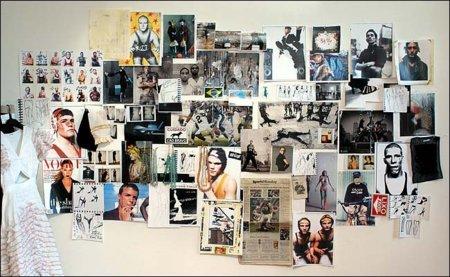 fashion mood board template - qu es un mood board