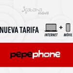 Pepephone renueva sus tarifas de fibra y móvil: menos velocidad de fibra a cambio de más datos en el móvil