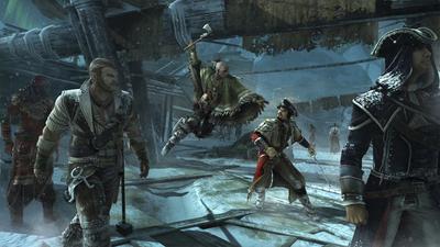 Ubisoft presenta un sistema de micropagos para el multijugador de 'Assassin's Creed III'