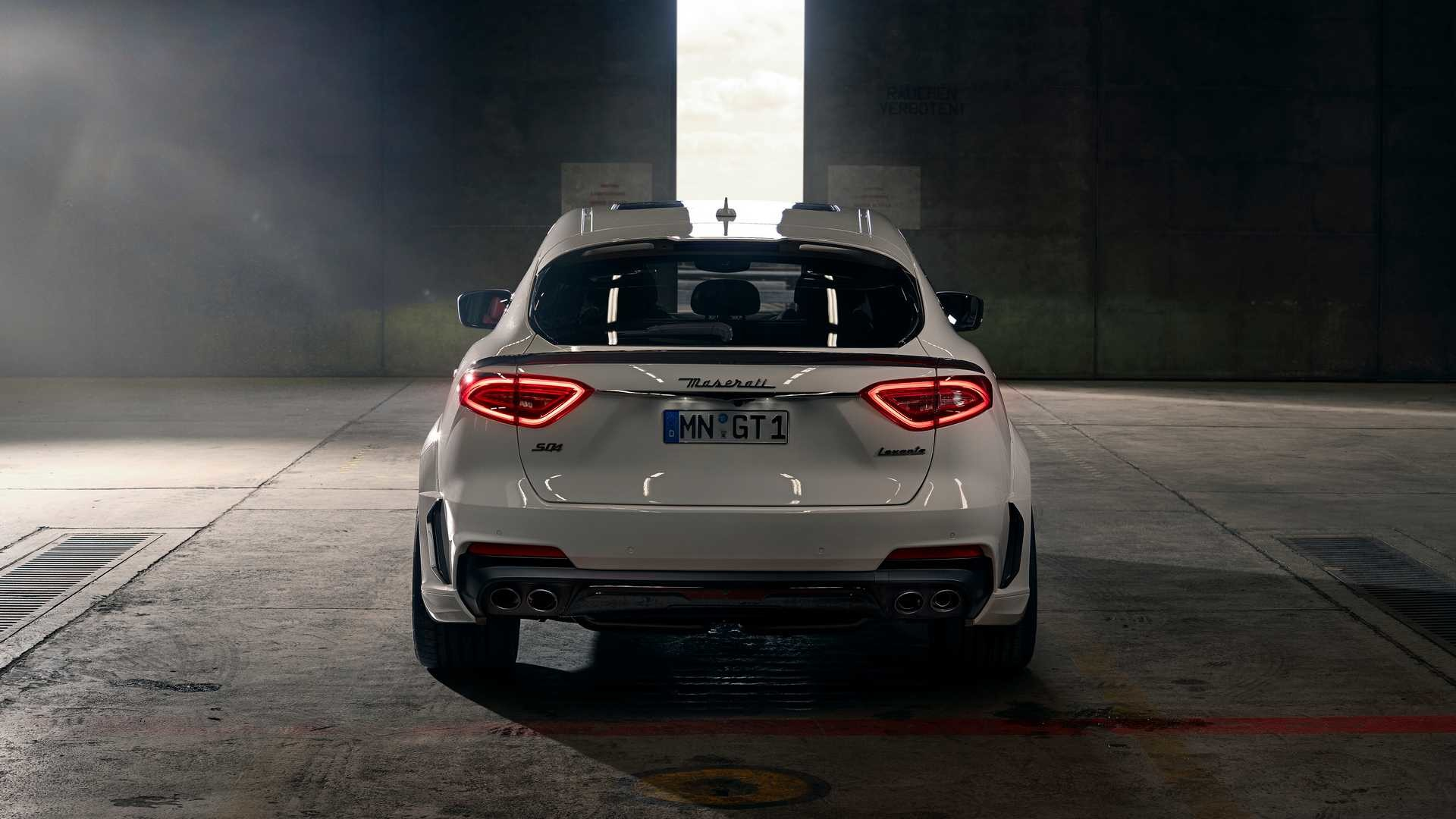 Foto de Maserati Levante Esteso V2 by Novitec (9/12)