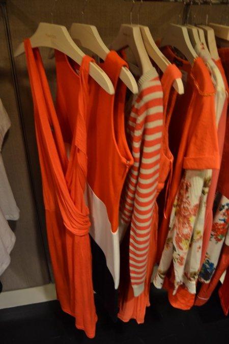 Vestido Mango Primavera-Verano 2012