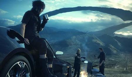 Final Fantasy XV se muestra con su mundo abierto y un tech demo