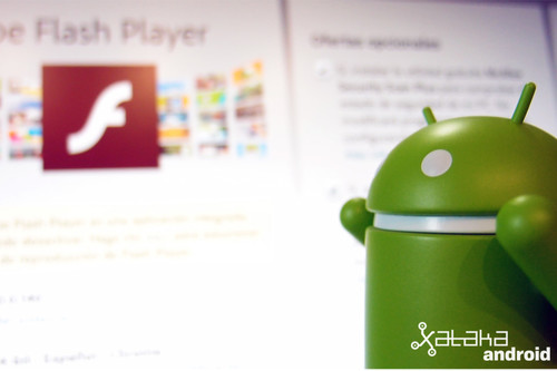 Cómo visitar una web con Flash en Android