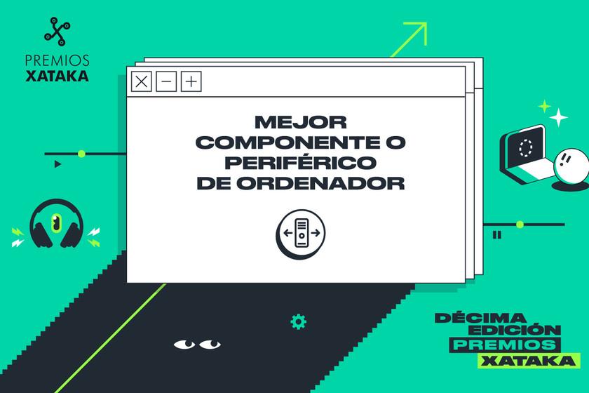 Mejor componente o periférico de ordenador: vota en los Premios Xataka 2019