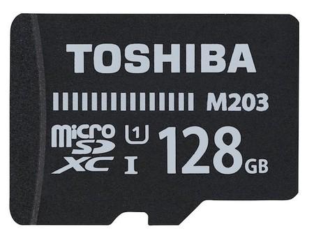 Tarjeta Toshiba