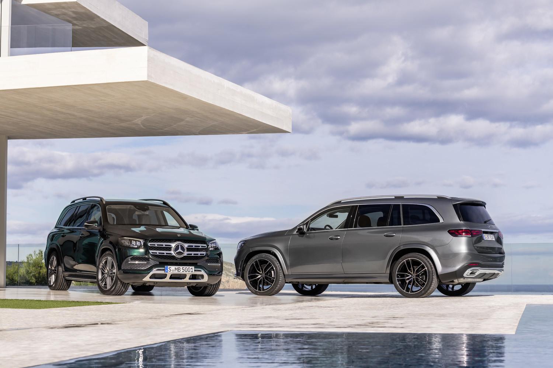 Foto de Mercedes-Benz GLS 2019 (62/68)