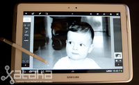 Samsung Galaxy Note 10.1, análisis de la tableta Android de escritura