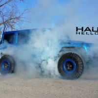 ¿Qué tal un Jeep Wrangler con motor SRT Hellcat?