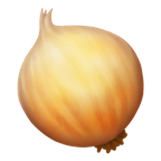 Emoji Cebolla