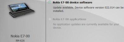 La actualización Symbian Anna para los Nokia N8 y Nokia E7 ya está en los servidores de Nokia
