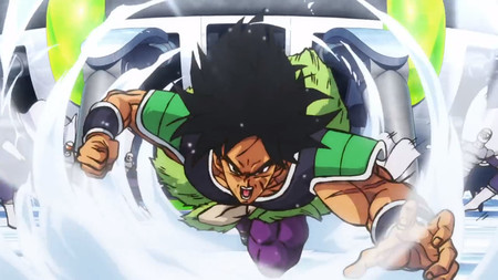 El primer trailer de Dragon Ball Super: Broly es absolutamente brutal