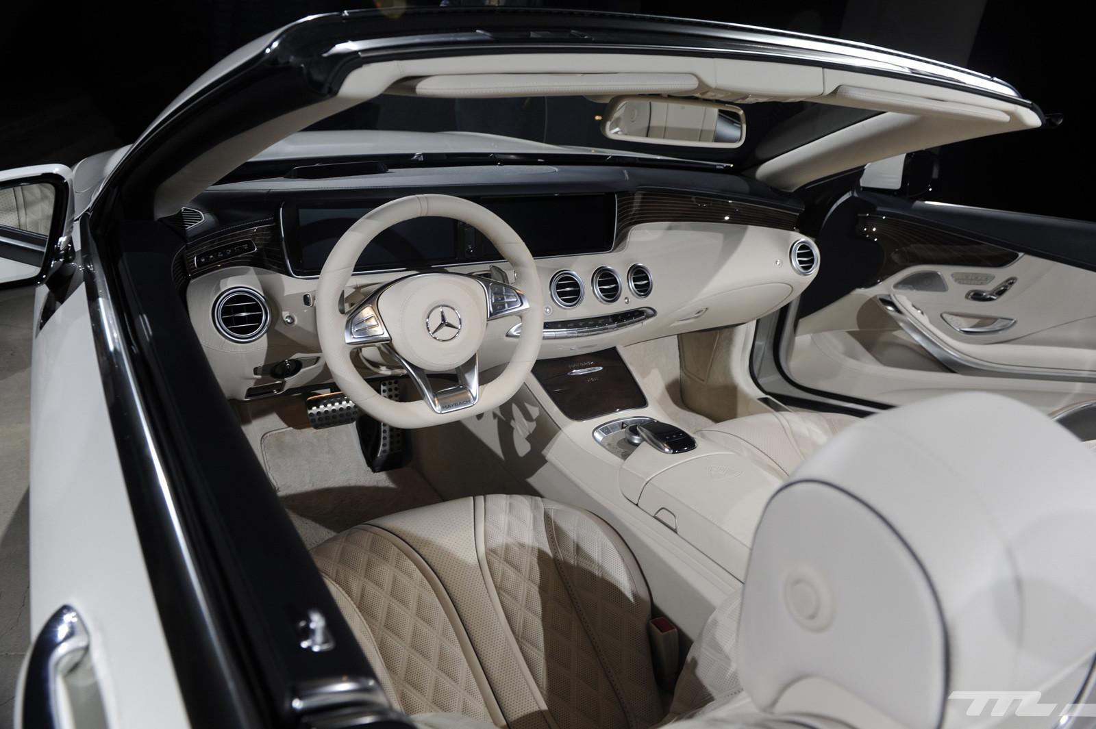 Foto de Mercedes-Maybach S 650 Cabrio (6/37)