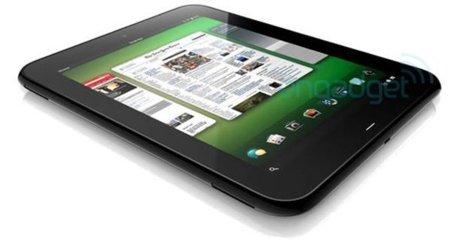 HP Topaz y Opal, dos tablets webOS aparecen en forma de render