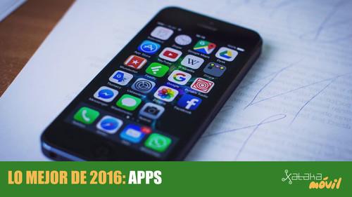 Las mejores apps de 2016
