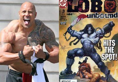 Dwayne Johnson será Lobo
