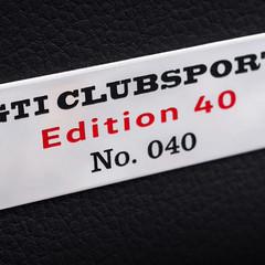 Foto 8 de 10 de la galería volkswagen-gti-clubsport-edition-40 en Motorpasión México