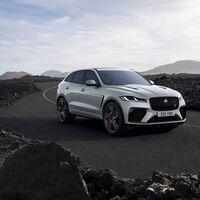 Jaguar F-Pace R-Dynamic Black: el SUV felino añade un toque oscuro y más equipamiento, desde 68.794 euros