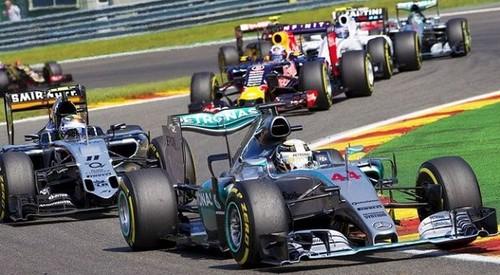 Gran Premio de Bélgica, Checo exprime todo el potencial a su auto y termina en quinto lugar