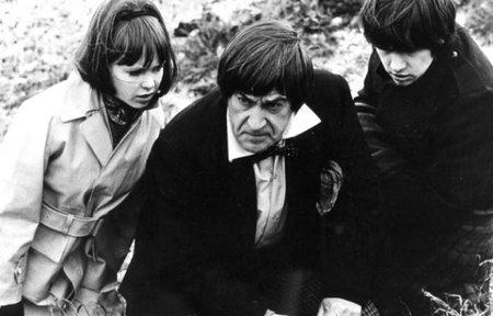 Aparecen dos episodios desaparecidos de 'Doctor Who'