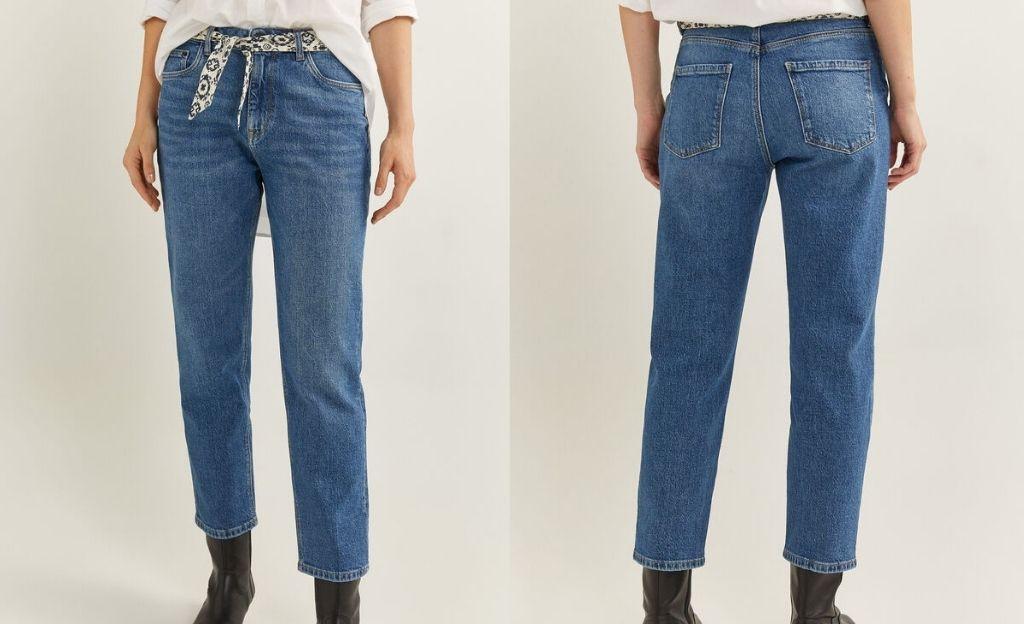 Jeans vintage straight