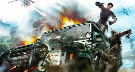 Square Enix empieza a registrar dominios web para 'Just Cause 4'