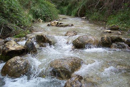 Viaje exótico por la Sierra de Almijara