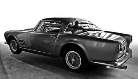 Exposición de la historia de Ferrari en Estepona