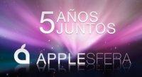 ¡Applesfera cumple hoy 5 años!