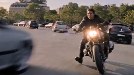 Mision Imposible Fallout Tom Cruise Bmw